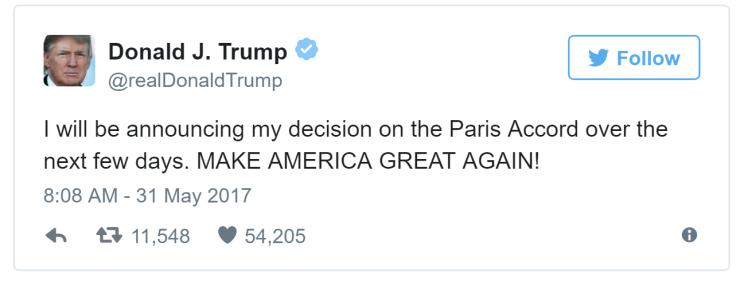 ParisAccordTweet